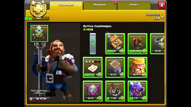 Clash of clans gameplay- rushed Th10