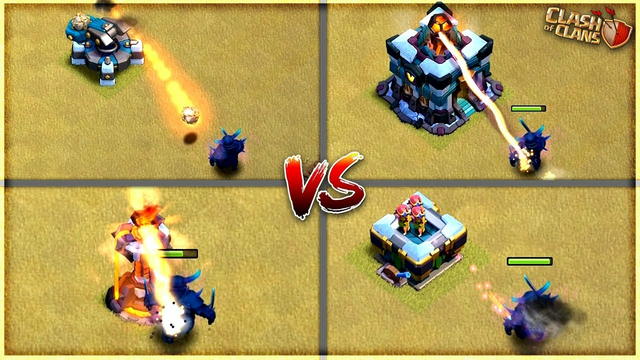 MAX P.E.K.K.A. VS ALL MAX DEFENCES | HOW STRONG IS SHE !?! CLASH OF CLANS ...