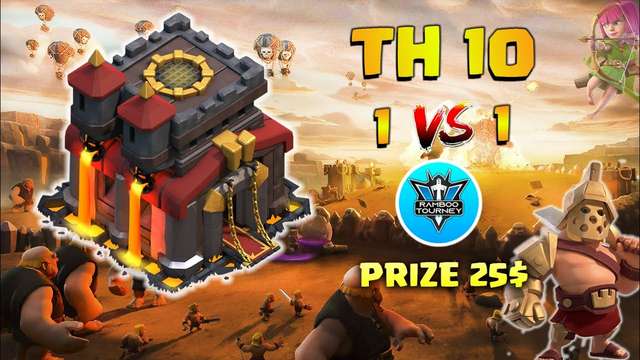 TownHall 10 | Finals | Tournament | Clash of Clans | CoC