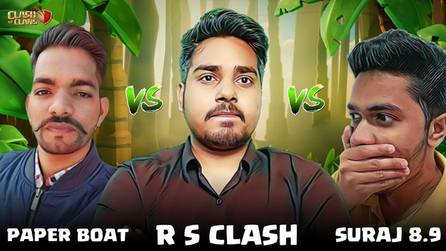 Looser Will Do Pushup Challenge with @Suraj 8.9 & @PapeR BoaT GaminG ( Clash of Clans )