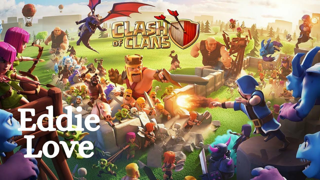 Clash of clans: town hall 10 attack