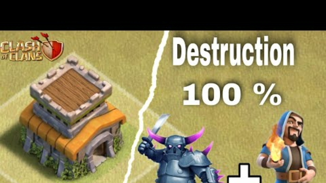 TOWN HALL 8 IS BACK. Clash Of Clans.