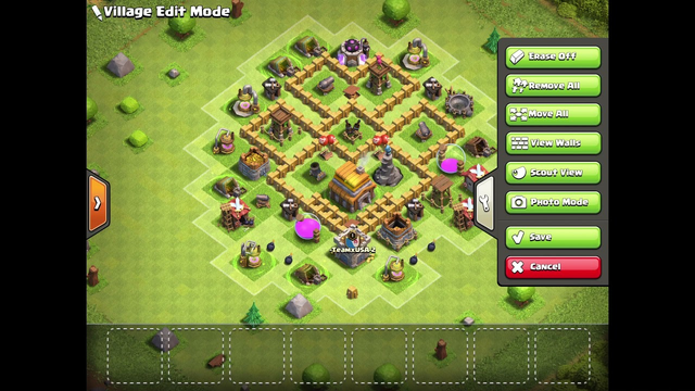Clash of Clans: Best Townhall 5 Anti Three Star Base! 2021