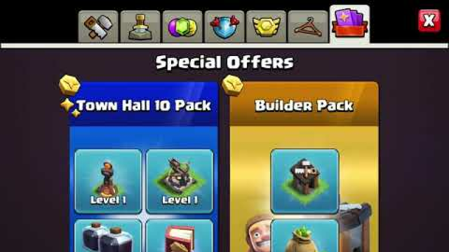 Clash of clans - Gameplay #3 - Town hall 10 upgrade