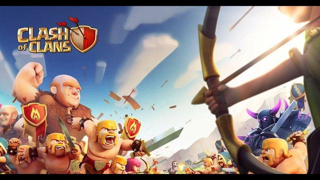 Clash of clans live l townhall 9 To 10 Upgrade #coc #clashofclans #cocpc