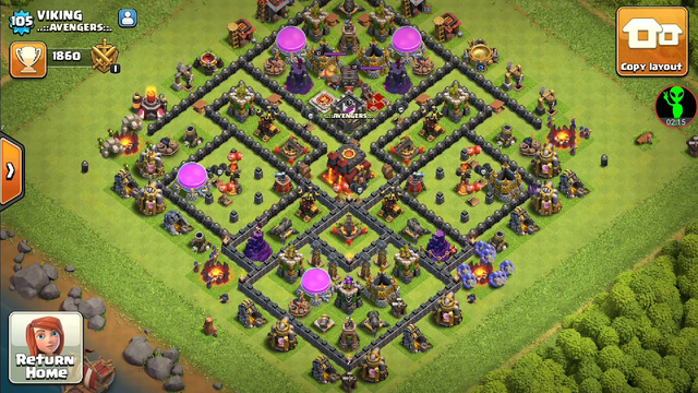 clash of clans town hall 10 road to max