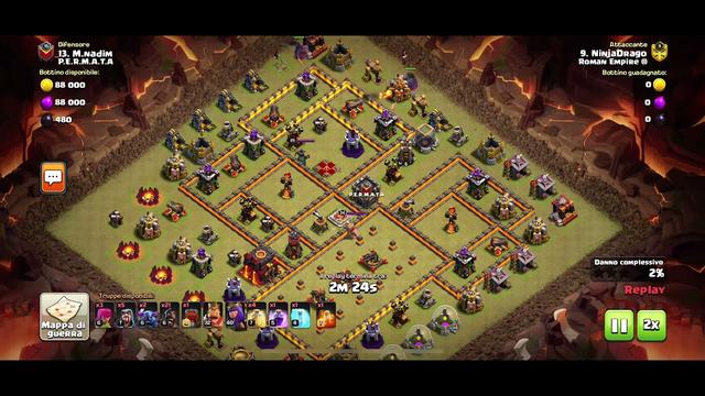 Clash of clans - pekkabohog TH10
