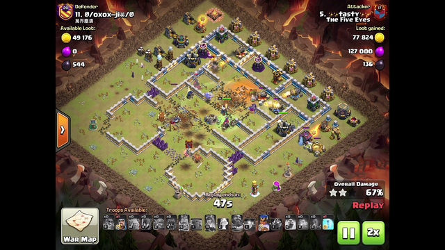 Easy 3 Star | TH14 | Clash of Clans