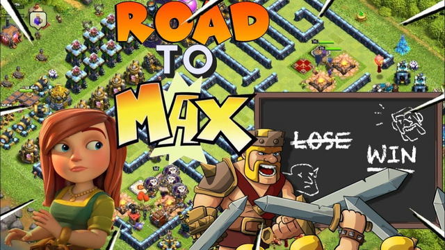 COC LIVE!! Lets start a new journey to max th14 - Clash Of Clans