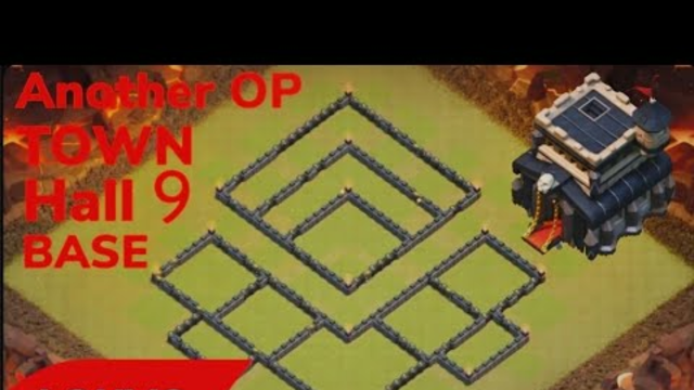 CLASH OF CLANS ANOTHER UNSTOPPABLE TH 9 BASE 2021