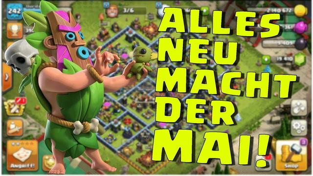 ALLES NEU MACHT DER MAI! | Clash of Clans | COC