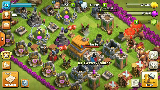 Clash of Clans Gameplay #13