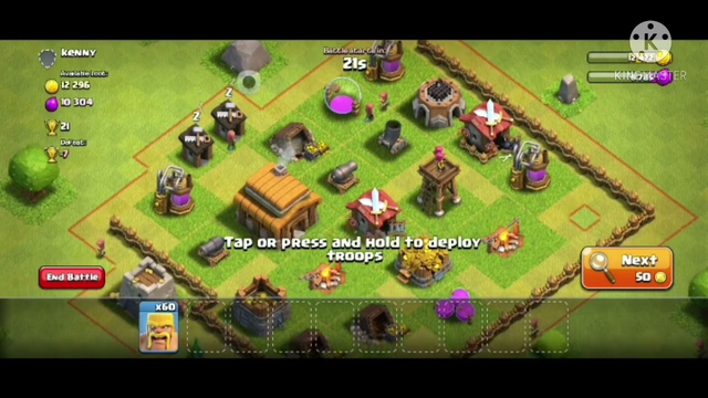 HOW TO PLAY CLASH OF CLANS FOR BEGINNERS LEVEL 8 TH 3