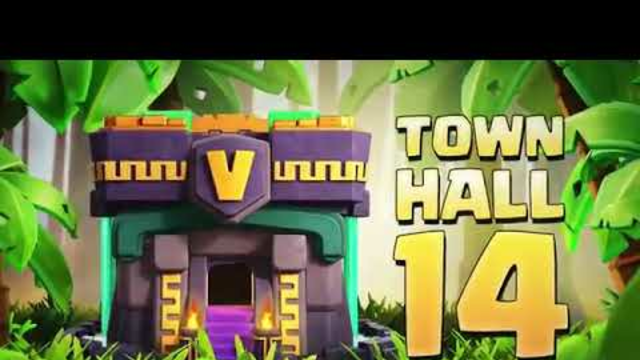 TOWN HALL 14  Clash of Clans