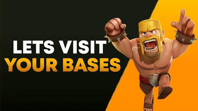 Clash Of Clans Live Streaming   Let's visit your Base    #COC    #Clashofclans