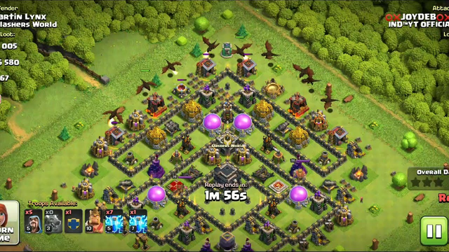 HOW PIRO PLAYER ATTACK ON MAX BASES | CLASH OF CLANS |