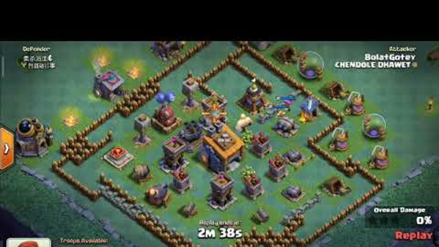 Most unsatisfying things in clash of clans