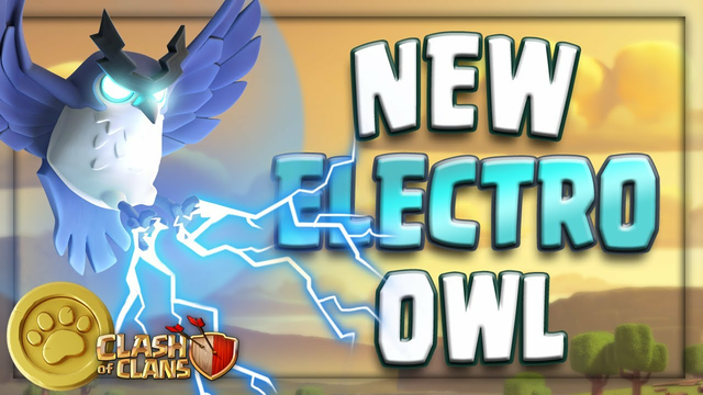 NEW Hero Pet - ELECTRO OWL!!! Clash of Clans TH14 Update EXCLUSIVE Sneak Peek and Guide