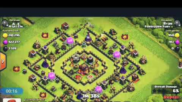 Clash of clans 2021 05 02 coc th10