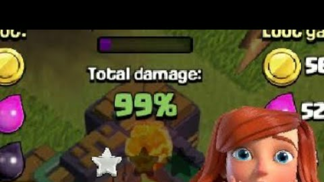 EVERYONE KEEPS ONE STARRING THIS BASE! - Clash of Clans