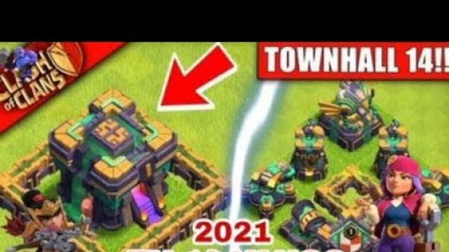 Towh Hall 14 The new Latest Town Hall of Clash of Clans 2021. Ang ganda ng Design Tara upgrade nah..