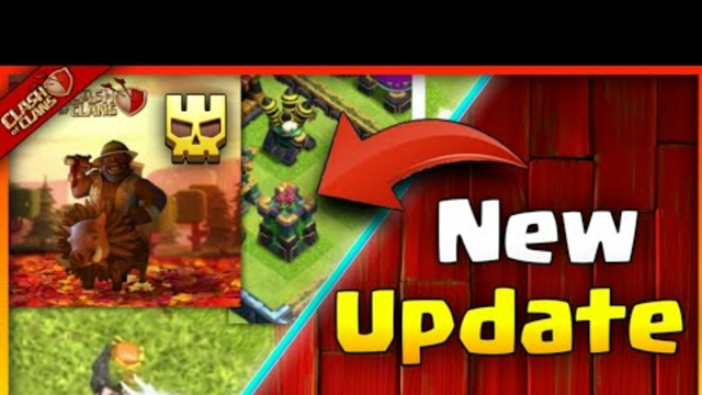 Coc New Update : New Super Troop, New Defence Levels , New troops levels | Clash Of Clans