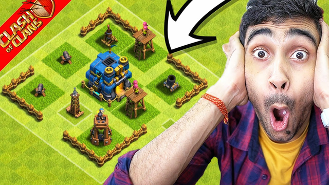 Rushing Is Love ! Clash of Clans........Coc....