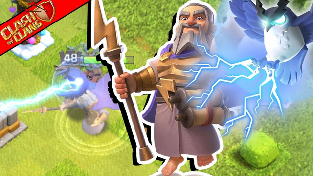 New Electro Owl! With Warden Walk Is Crazy | Clash of Clans