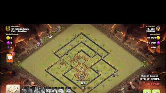 CLASH OF CLANS | CLAN WAR LEAGUE | DAY 4
