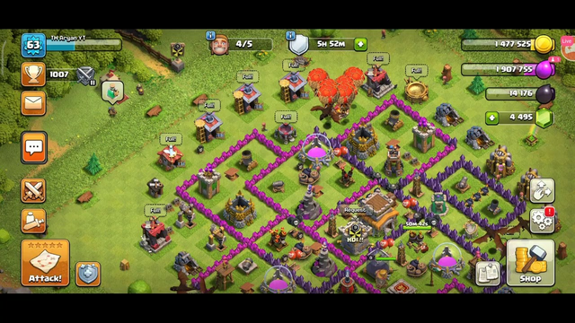 Weekly Clash Of Clans Livestream is Here with TownHall Aryan | Base Visits + live OP Attacks, etc