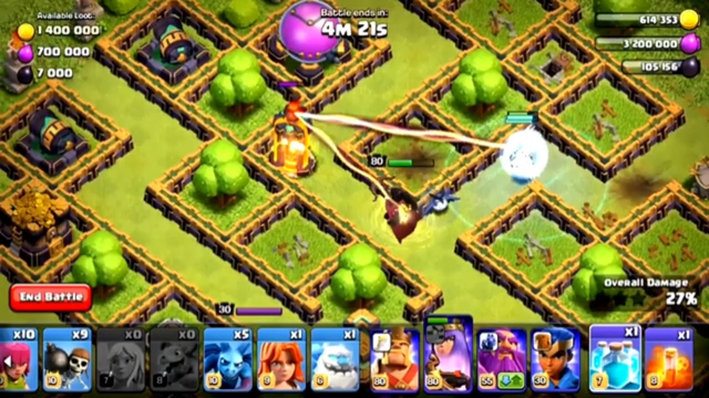 clash of clans upcoming event rewards