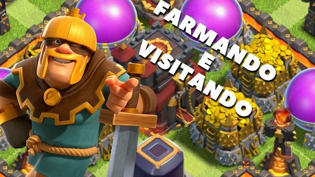 clash of clans (FARM )