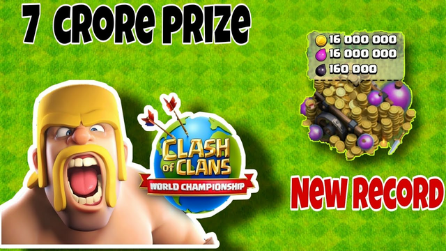 Atlast World championship qualifier is here |New world record |coc