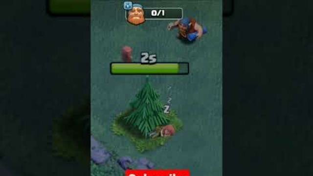 Just Sleeping - Clash Of Clans