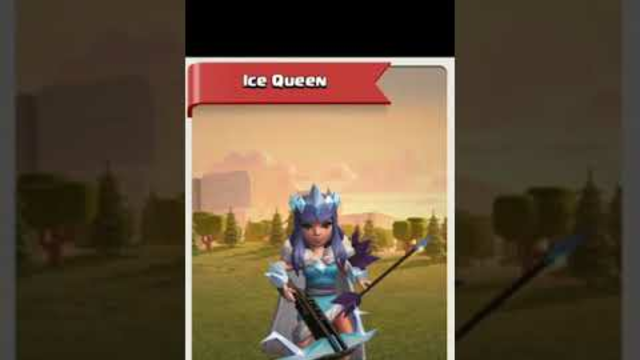 Archer Queen New All Skin / TH-14 Skin / Clash Of Clans / #COC #Shorts #ENOM