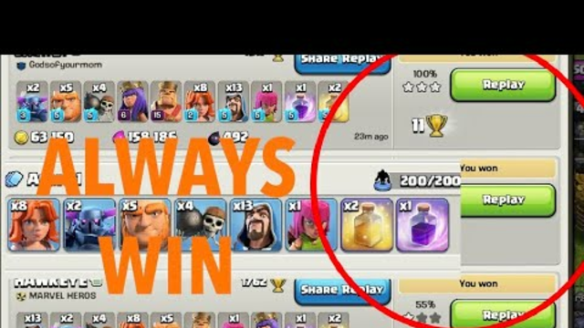 BEST Balanced ATTACK That Guarantees WINS - Tips/Strategy - Clash of Clans