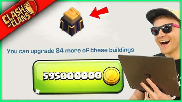 THE MOST OVERPRICED WALLS IN CLASH OF CLANS HISTORY ARE BACK.. (AND THIS TIME THEY'RE GETTING MAXED)