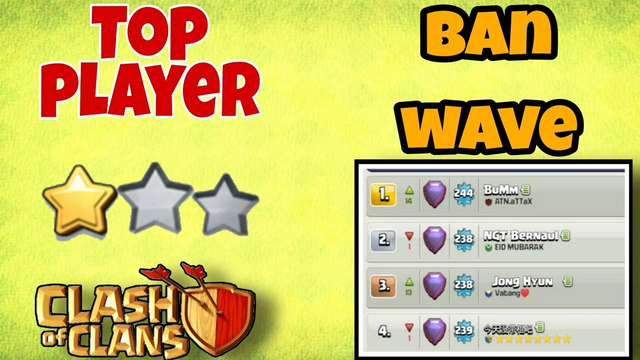Top ids got banned|Ed guide|coc