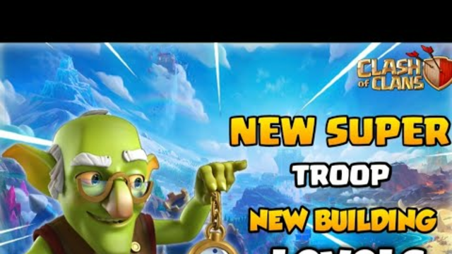 Coc 2021 update - Upcoming super Troops|clash of clans new super troop