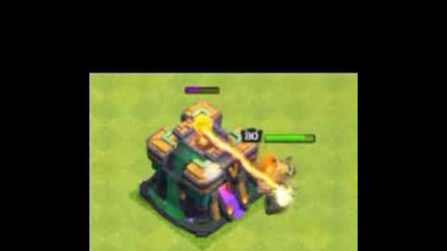 Max town hall 14 vs Max Barbarian king  CLASH OF CLANS  EVERY TIME CLASH #shorts