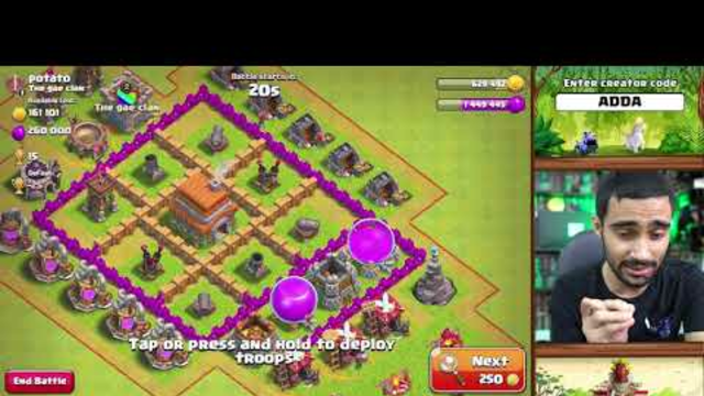 Having Fun WithTh6,Clash of Clans(coc)