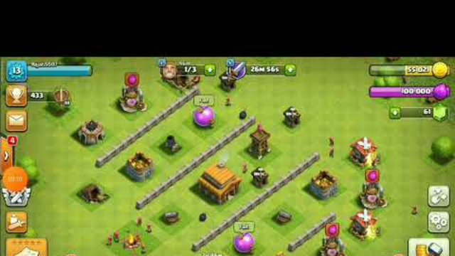 How to farm at th 3 | How to farm 1,00,000 at th 3 in one day | Gi-Barch | Clash Of Clans