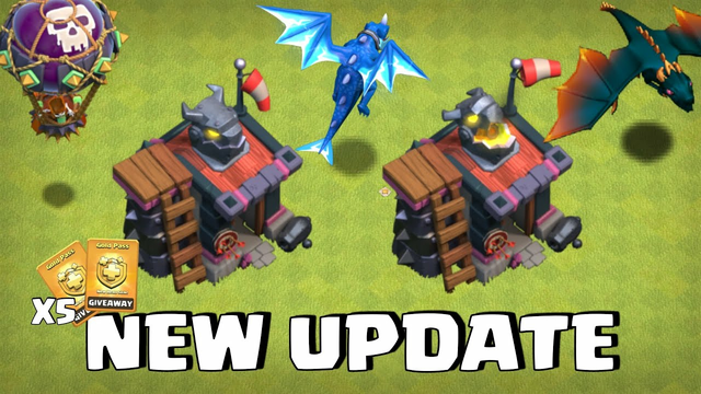 New TROOPS ! COC UPDATE | TH9 LOW LEVEL HERO TITAN TO  LEGEND PUSHING