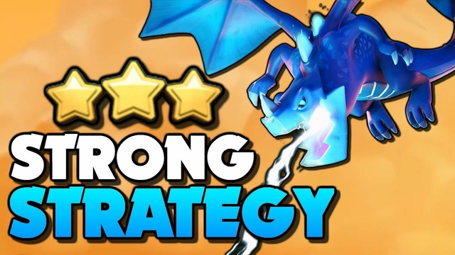 Attack's Strategy For Th6/Th7/Th14  Clash Of Clans