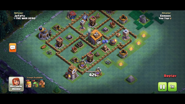 Clash of clans best defense for town hall 6