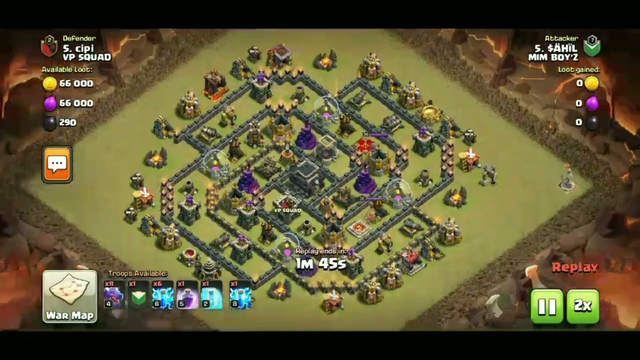 TH9 WITHOUT HEROES STRATEGY || CLASH OF CLANS-COC