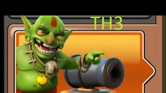 How to defeat Goblin map Point Man Clash of Clans Th3