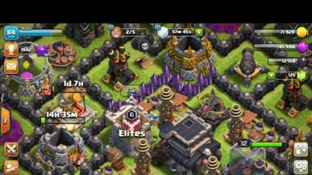 Clash of clans  P.E.K.K.A follows butterfly *New update*