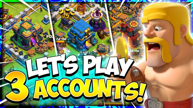 TH12 Baby Dragon Farming Live For Another TH12 Hero Upgrade (Clash of Clans)