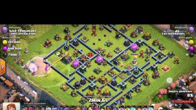 th14 threestars' attack Easy Clash of Clans coc(1)